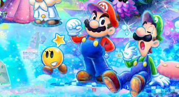 Test: Mario & Luigi: Dream Team Bros.