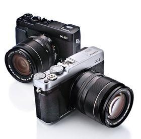 Fujifilm X-E1.
