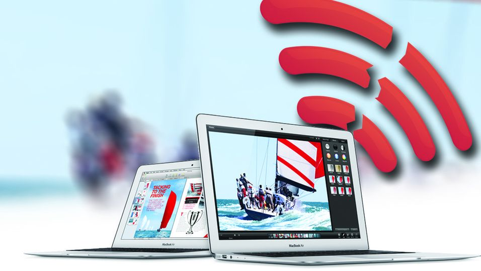 Oppdater din nye MacBook Air nå