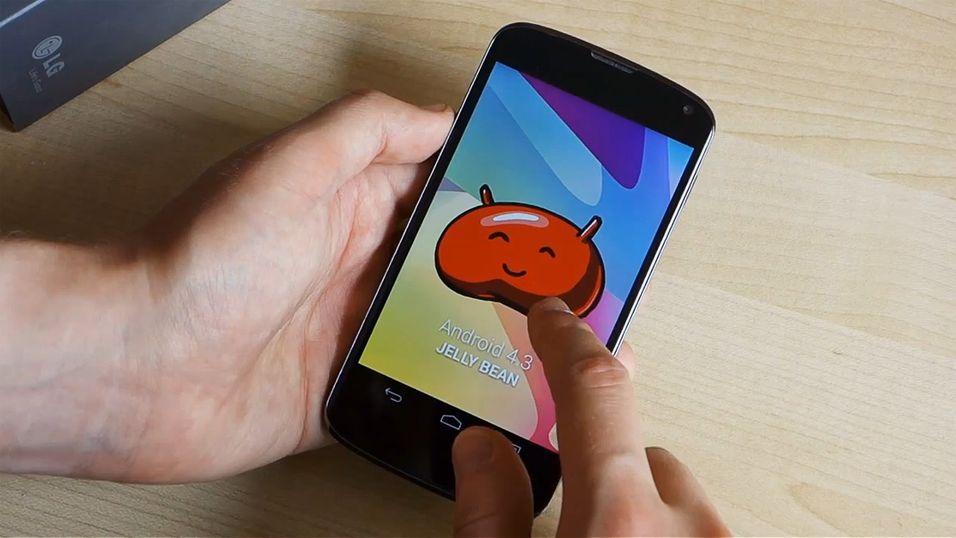 Fem spennende egenskaper i nyeste Android