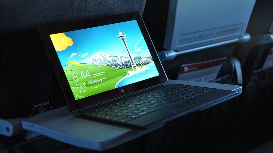 Surface RT har kostet Microsoft milliarder