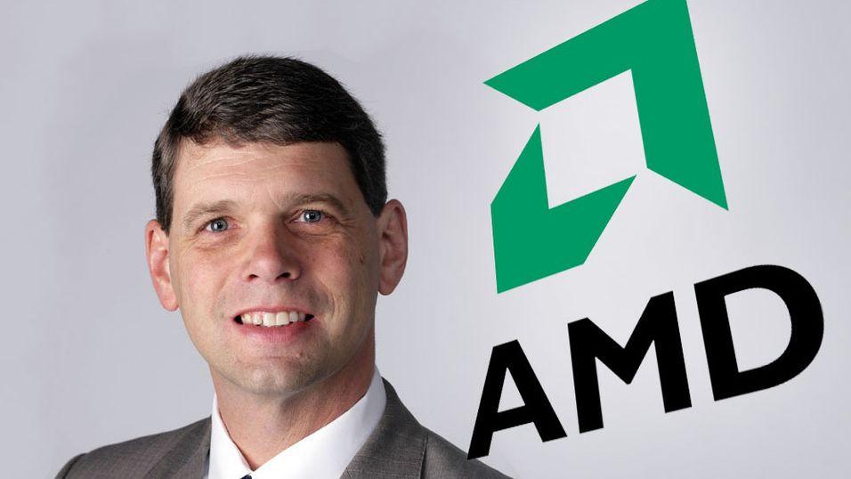 AMDs nye toppsjef Rory Read har nesten klart å gi AMD et positivt resultat.