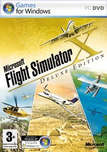 Microsoft Flight Simulator X - PC