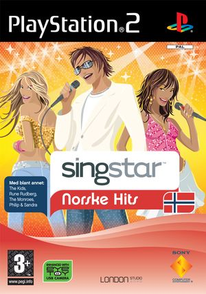 SingStar Norske Hits | PS2 spill | PlayStation