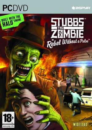Stubbs the Zombie: Rebel Without a Pulse