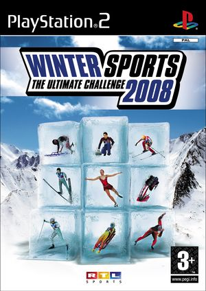 Winter Sports 2008 : The Ultimate Challenge