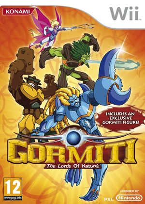 Gormiti: The Lords of Nature!