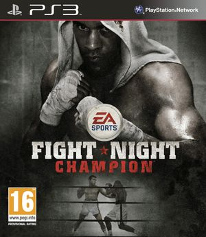 Fight Night Champion‏