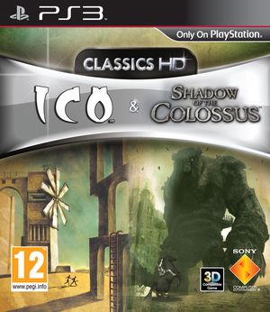 ICO & Shadow of the Colossus Classics HD