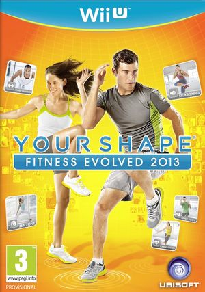 Your Shape: Fitness Evolved 2013