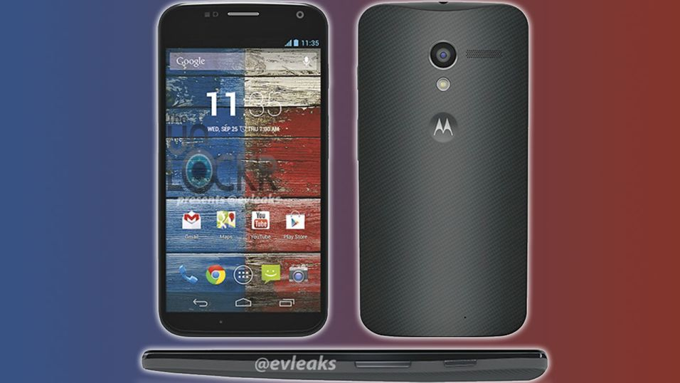 Her er Motorolas nye mobil Moto X