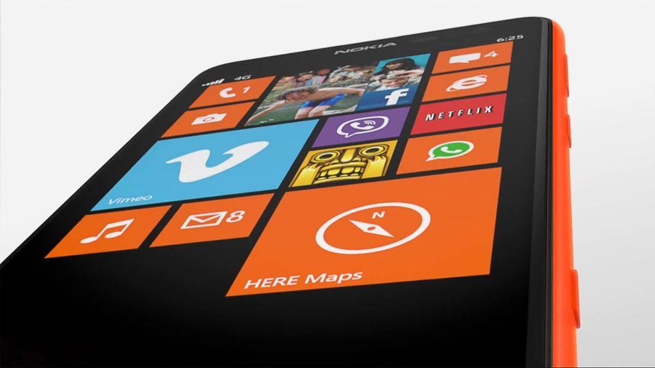 Nokia har lansert sin største mobil