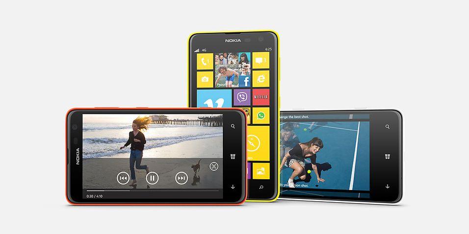 Nokia har lansert sin største mobiltelefon