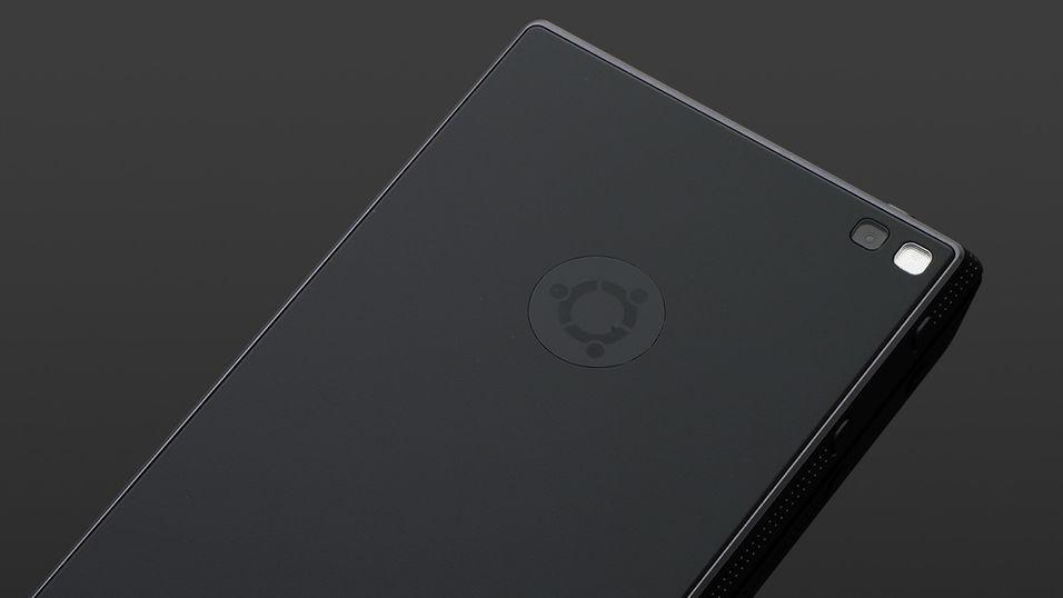Dette er Ubuntu-telefonen