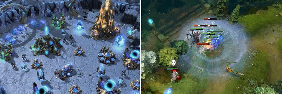 E-SPORT: Esportfans forarget over StarCraft II- og Dota 2-krasj