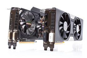 Topputgavene av GeForce GTX 780 fra Gigabyte og EVGA skal få bryne seg på hverandre i dagens test. .