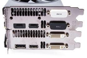 Med HDMI, DisplayPort og dobbel DVI byr begge GeForce GTX 780-modellene på nok av utganger.