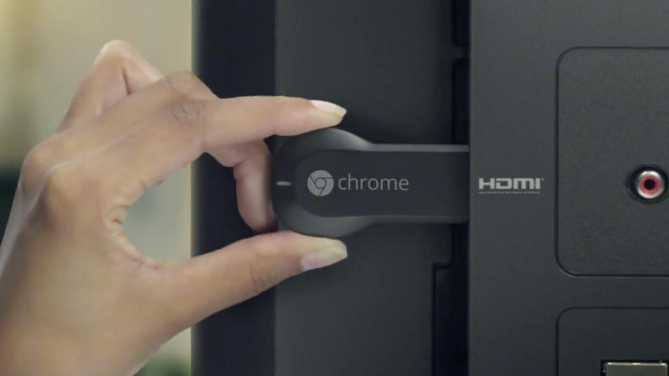 Med denne mini-pluggen skal Google ta Apple TV