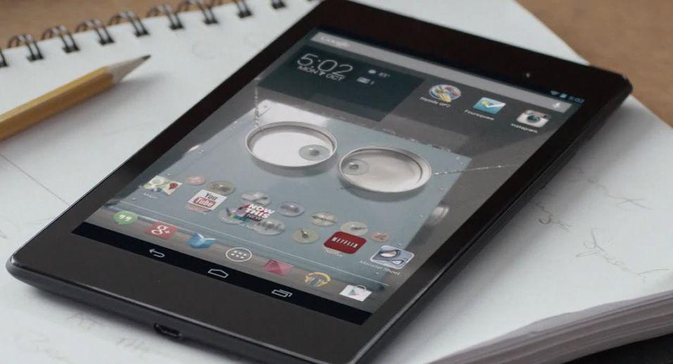 Nye Nexus 7 er tynnere, lettere og raskere enn forgjengeren.