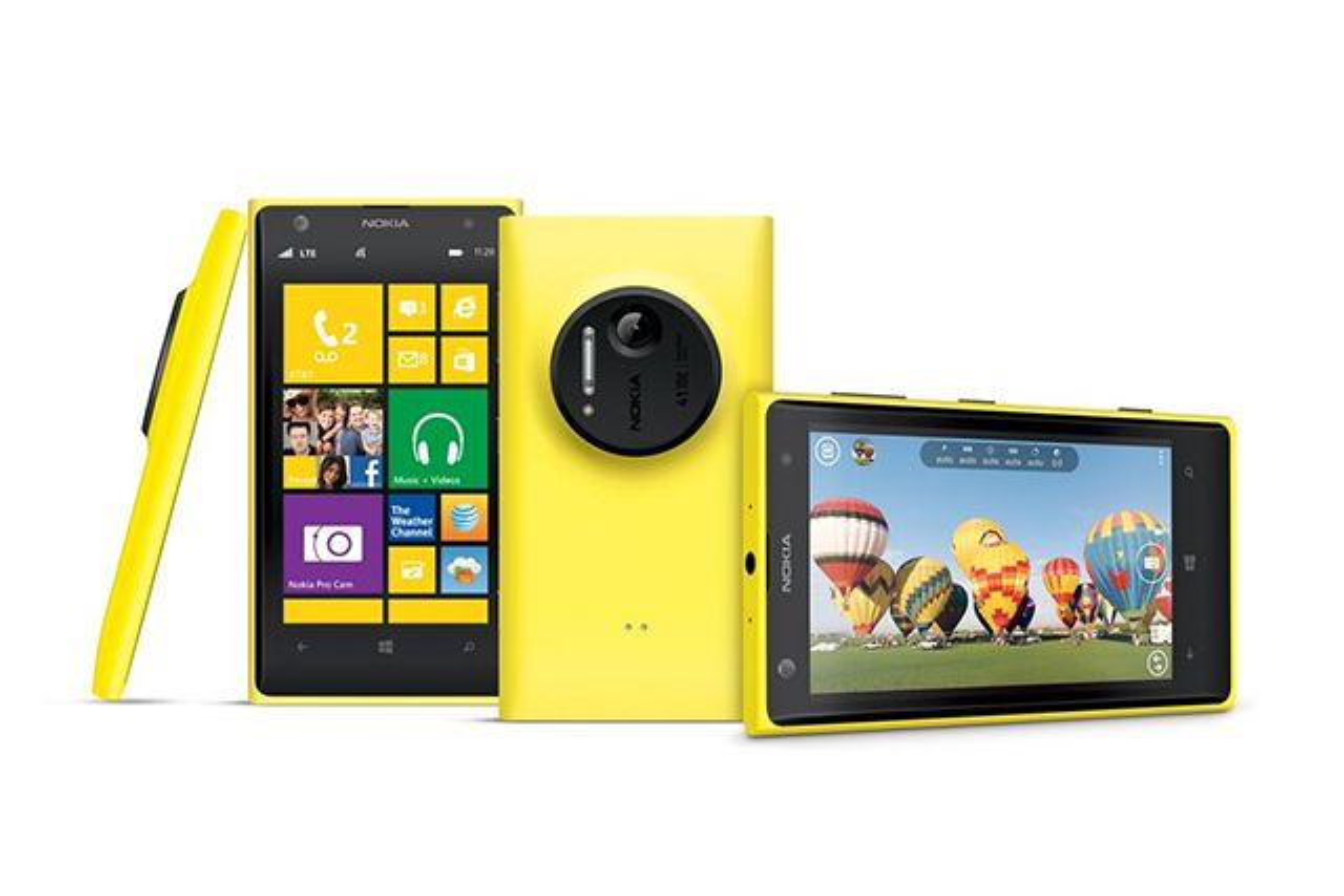 Nokia Lumia 1020 - Mobiltelefon - Priser, Tester og tilbud ...