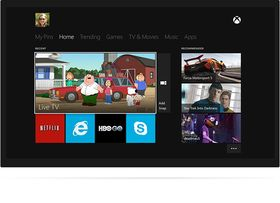 Xbox One ønsker å være midtpunktet i stua.