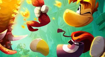 Rayman Legends kjem til PC