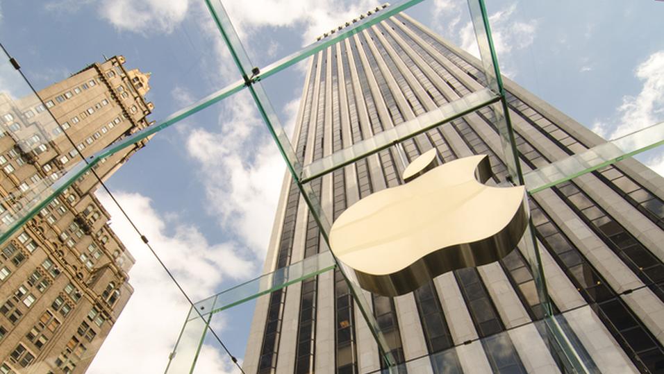 Apple kåret til årets merke