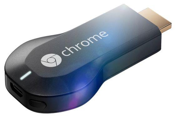 Google Chromecast er en rimelig og populær løsning.