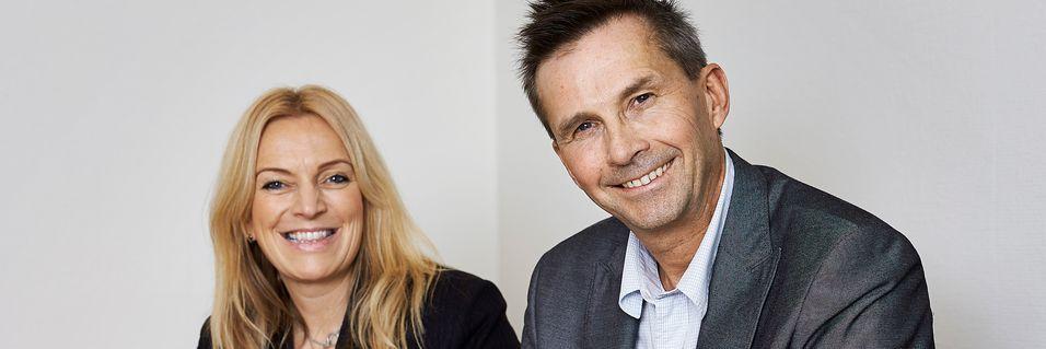 EB-sjef Pål Skjeggestad sitter igjen med gevinst etter å ha lagt fibervirksomheten inn i Viken fiber, et selskap kontrollert av Lyse og Toril Nag.