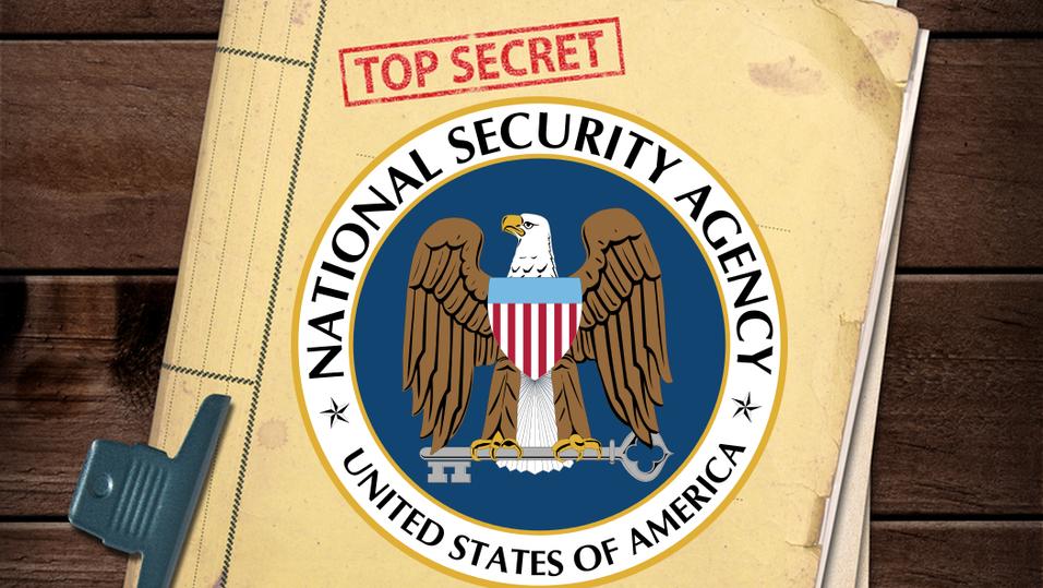 NSA frigir hemmelige dokumenter