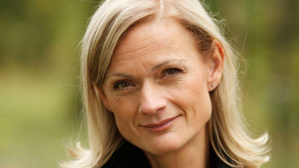 Direktør for privatmarked i Netcom, Hanne Løvstad, sier kundene etterspør stadig større datakvoter.