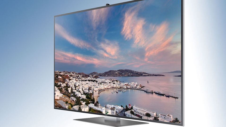 Samsungs F9000-serie på 55 og 65 tommer kommer nå til Norge.