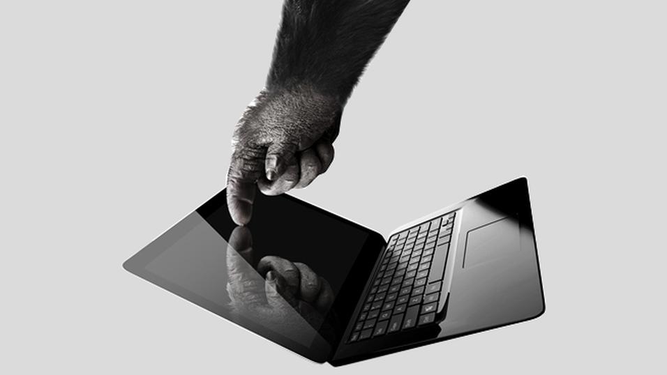 Nå kan laptop-skjermene bli langt sterkere