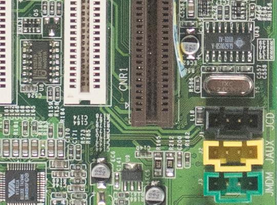 Utsnitt av hovedkort, f5,6 @ ISO 1600 (RAW) Samsung NX300.