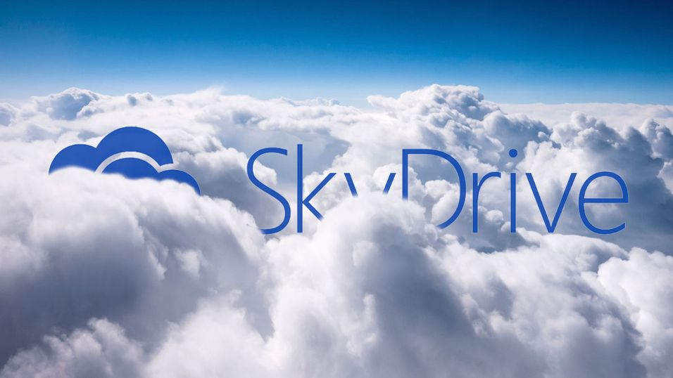 SkyDrive har fått nytt navn