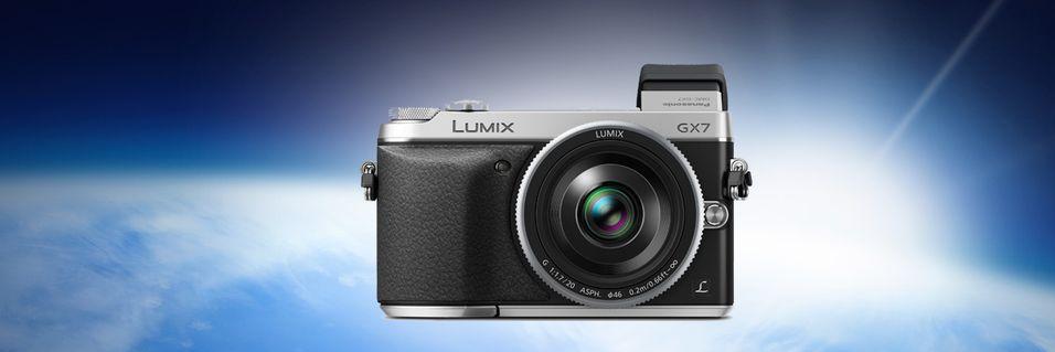 Panasonic lanserer nytt systemkamera