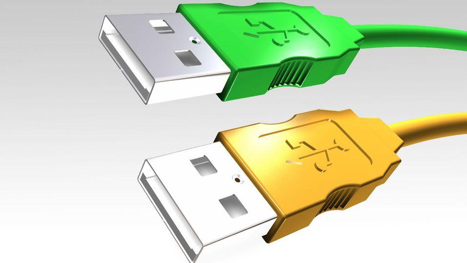 Nå blir USB dobbelt så rask