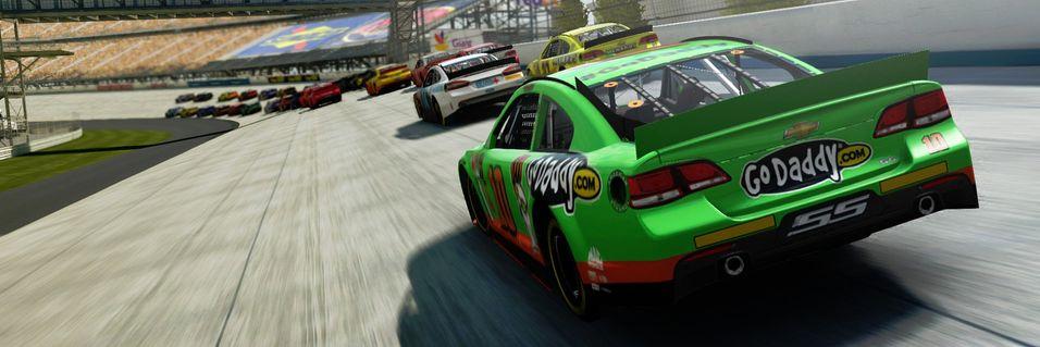 Deep Silver bringer NASCAR til Europa