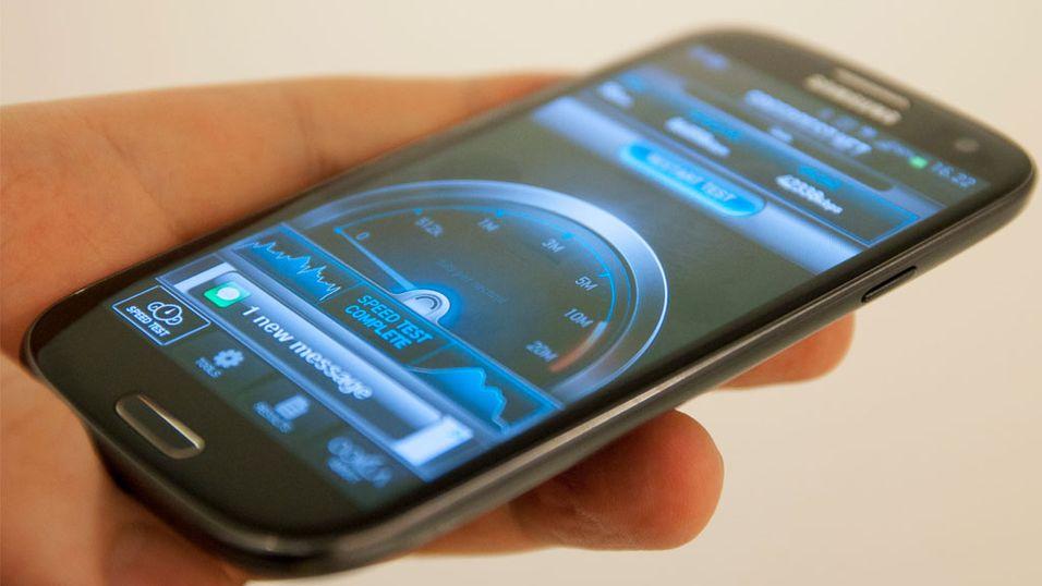 Samsung Galaxy S3 LTE klatret mest i juli