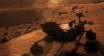 Hva med en ekspedisjon til Mars?