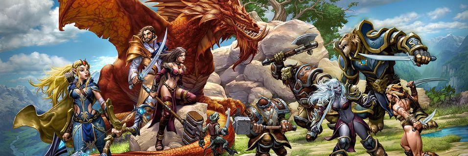 EverQuest Next byr på ødeleggbare miljøer