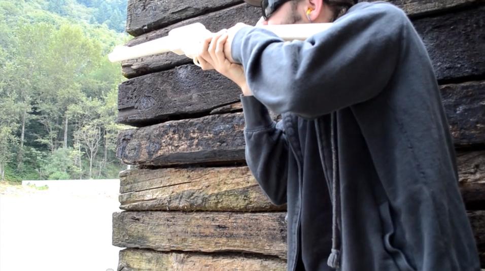 Den 3D-skrevne riflen blir farligere