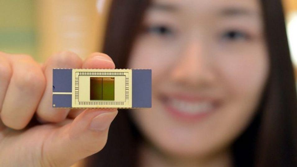 Samsung har laget nytt og mye raskere SSD-minne