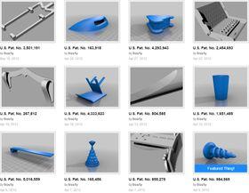 Noen av oppfinnelsene.
