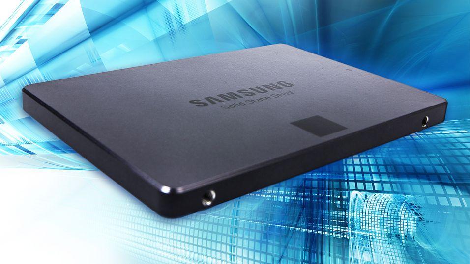 Splitter nye Samsung 840 EVO bringer mye nytt til SSD-markedet – blant annet en overraskende lav pris.