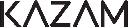 Kazam vil vinne Europa med Design. Foreløpig er bare logoen synlig på selskapets hjemmesider.