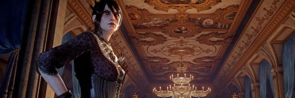 Kaotiske tilstander i Dragon Age: Inquisition