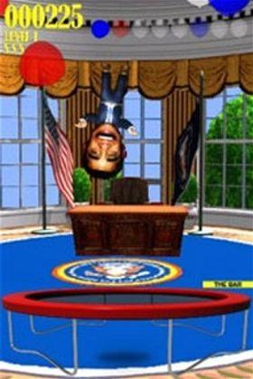 Obama Trampoline.