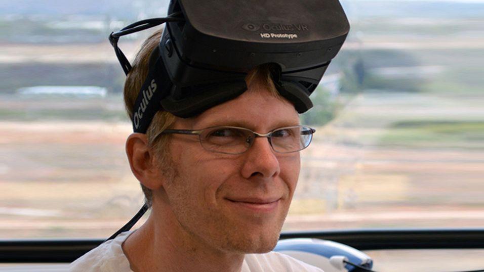 – John Carmack stjal Oculus Rift-teknologien fra oss