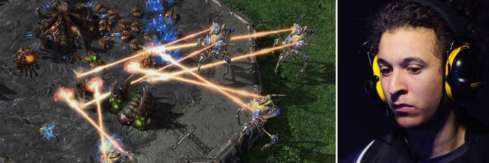 E-SPORT: «Stephano» er ferdig med StarCraft II